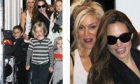 Angelina Jolie- copine avec Gwen Stefani