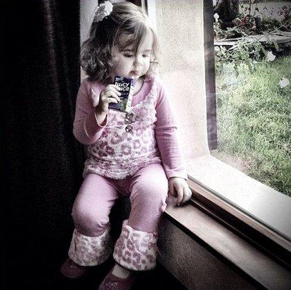 Ashley Tisdale nièce Mikayla