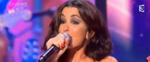 The Voice guerre Jenifer Garou