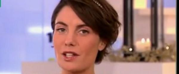 Alessandra Sublet speciale C à vous