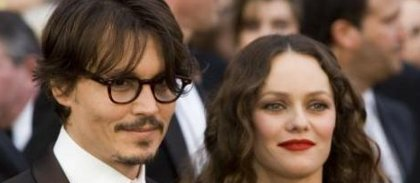 Johnny Depp Vanessa Paradis Angelina Jolie