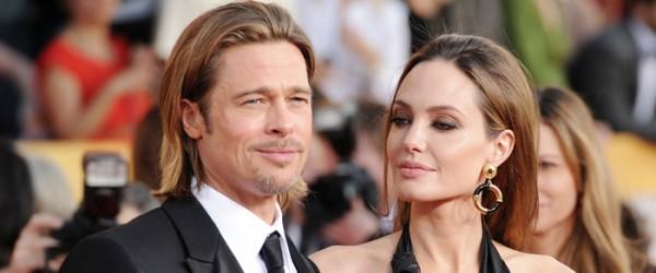 Angelina Jolie Brad Pitt guerre mariage
