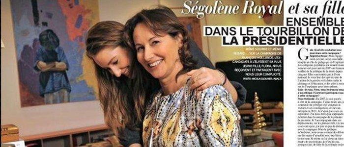 Flora Hollande magazine Gala