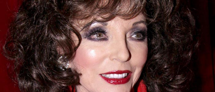Joan Collins Botox
