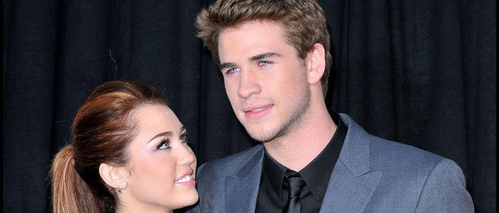 Miley Cyrus fin Liam Hemsworth