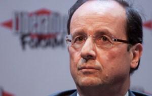 François Hollande incomparable Nicolas Sarkozy