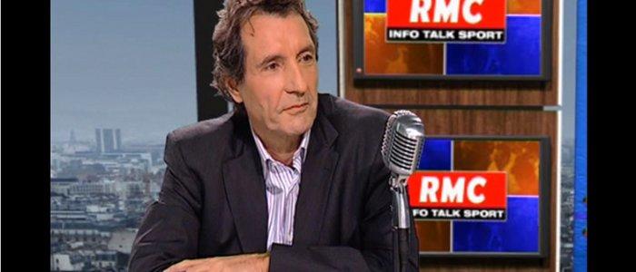Jean-Jacques Bourdin RMC