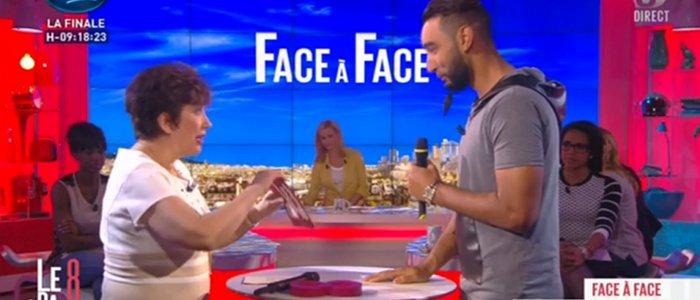 Roselyne Bachelot et La Fouine