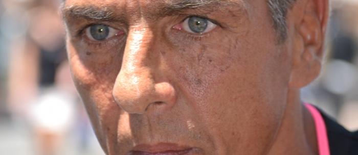 Samy Naceri menace femme couteau