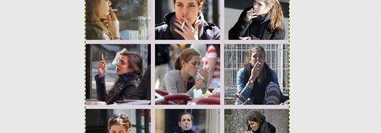 Charlotte Casiraghi arrete cigarette pour Gad Elmaleh