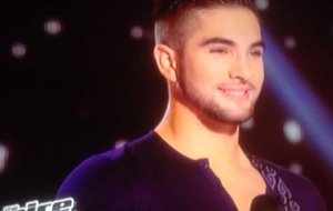Kendji The Voice 3 Enora Malagre