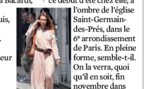 Laura Smet Paris
