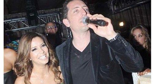 Gad Elmaleh s'éclate avec Eva Longoria