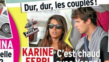 Karine Ferri, zen depuis sa séparation avec Yoann Gourcuff (photo)