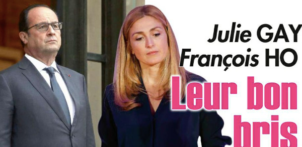 s paration de julie gayet et fran ois hollande. Black Bedroom Furniture Sets. Home Design Ideas