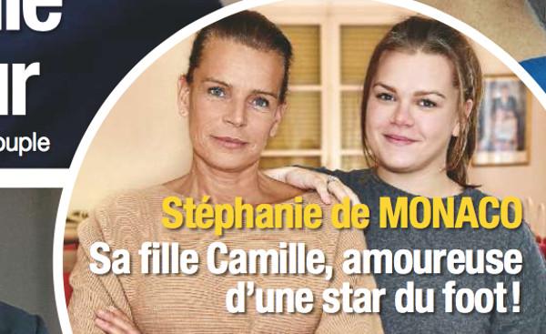 Camille Gottlieb sous le charme de Kylian Mbappé ? (photo)
