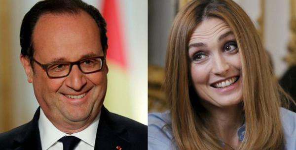 Julie Gayet et François Hollande s'évitent comme la peste à la première de La vraie vie (photos)