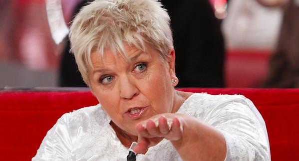 Mimie Mathy, son coup de gueule contre Jean Rochefort