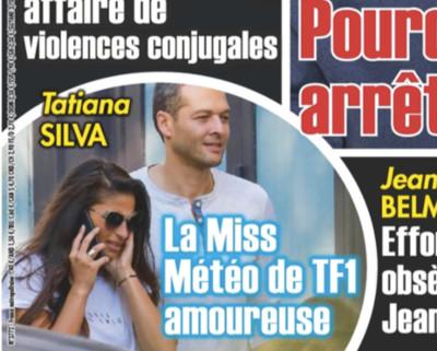 Tatiana silva en couple avec son m decin selon public - Tatiana silva et son compagnon ...
