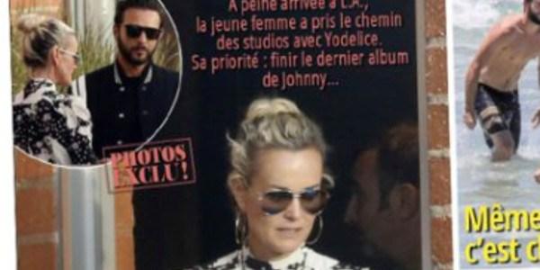 Laeticia Hallyday, quelle promesse a-elle fait à Johnny ?