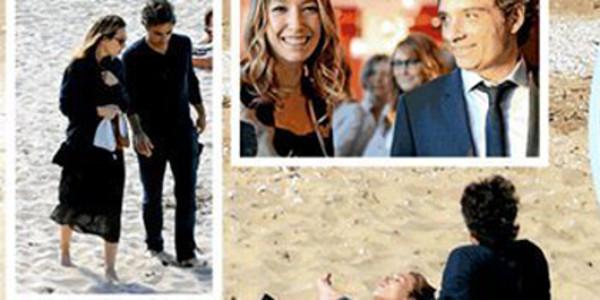 Laura Smet surmonte la mort de son père grâce à Raphaël, son fiancé
