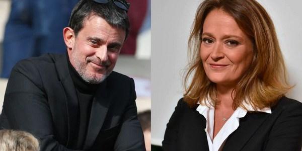 Olivia Grégoire, la fiancée de Manuel Valls, se définit comme   « un bulldozer »