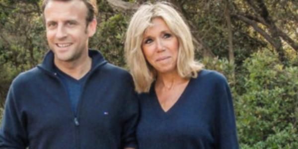Emmanuel et Brigitte Macron au fort Brégançon, Closer publie une photo