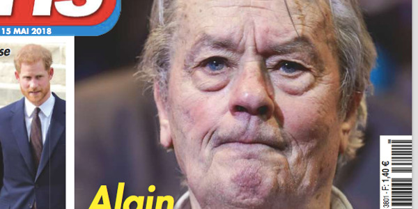 Alain Delon gravement malade selon Ici Paris