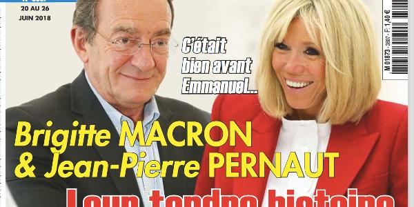 """Brigitte Macron a eu une """"belle histoire"""" avec Jean-Pierre Pernaut"""