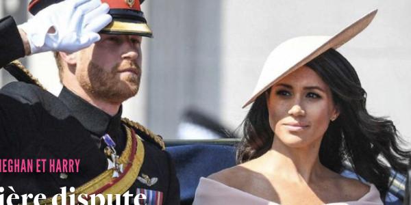 Prince Harry et Meghan Markle, première dispute un mois après leur mariage