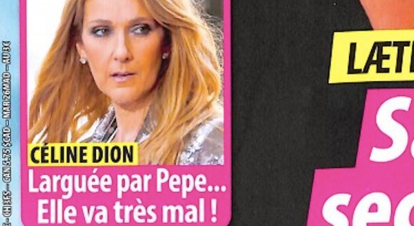 Céline Dion confirme «sa séparation» avec Pepe Munoz