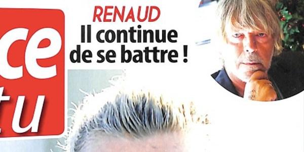 Renaud, de quelle maladie souffrirait-il ?