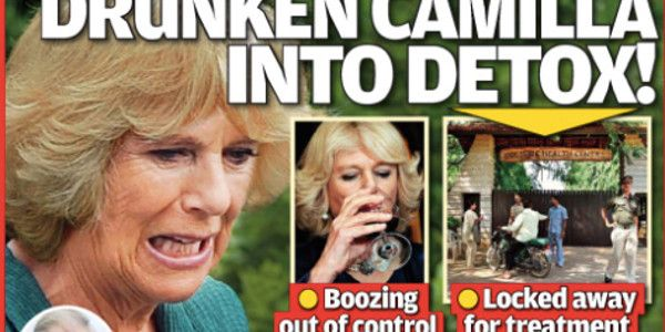 Camilla Parker Bowles en cure pour soigner son alcoolisme (photo)