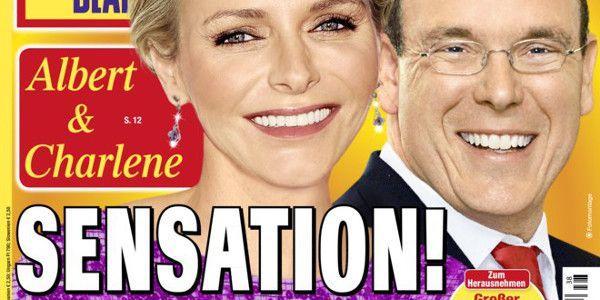 Charlène et Albert de Monaco, une heureuse nouvelle en vue ? (photo)