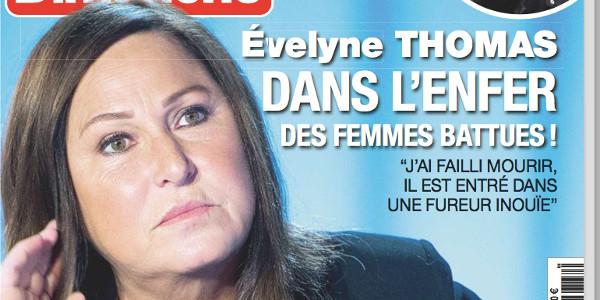 Evelyne Thomas, dans l'enfer de la violence conjugale, «J'ai failli mourir»