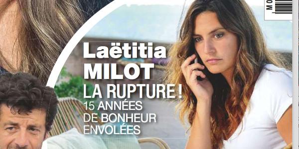 Laetitia Milot, la rupture ! quinze années de bonheur envolées