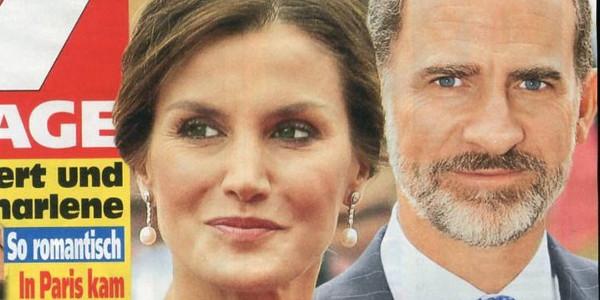 Letizia d'Espagne ça se complique avec Felipe, sa provocation attise les tensions