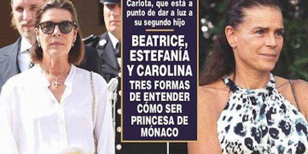 Stéphanie et Caroline de Monaco sous le choc,  une terrible révélation sur la mort de leur mère