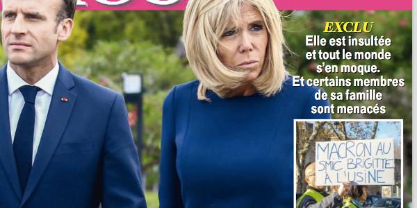 Brigitte Macron mise à l'écart par son mari, un proche brise le silence