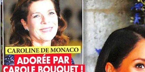 21d1b927cdd0 Caroline de Monaco et Carole Bouquet « une distance respectueuse », leurs  enfants les ont rapprochées