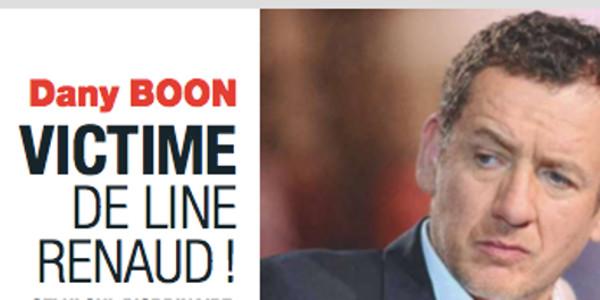 Dany Boon victime de Line Renaud, il ouvre son coeur