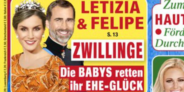 Letizia et Felipe d'Espagne, bientôt parents, un nouveau bonheur pour 2019