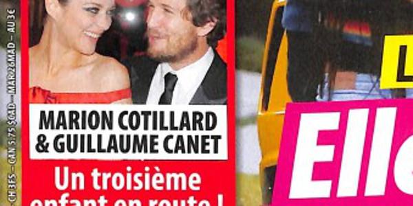 Marion Cotillard et Guillaume Canet, un troisième enfant en route