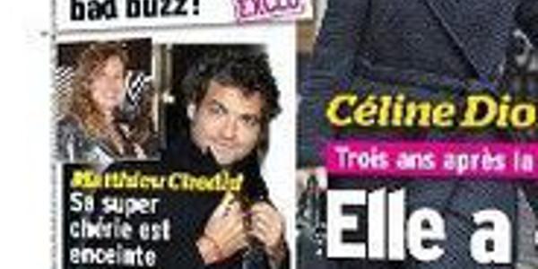 Matthieu Chedid heureux, sa compagne Loïca enceinte
