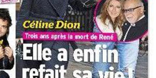 Céline Dion a refait sa vie, elle est partagée entre deux hommes