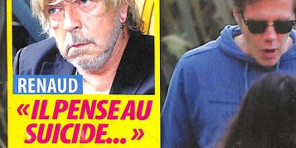 Renaud pense au suicide, ses proches veulent l'interner