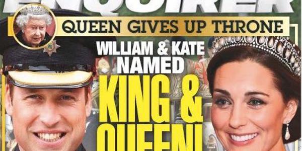 Elizabeth II souffre de démence, le prince William prêt à lui succéder (photo)