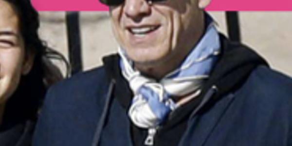 Marc Lavoine déjà comblé par Line Papin, une heureuse