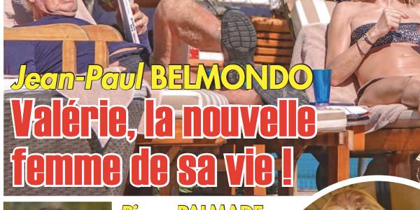 Jean-Paul Belmondo, Valérie Steffen, la nouvelle femme de sa vie