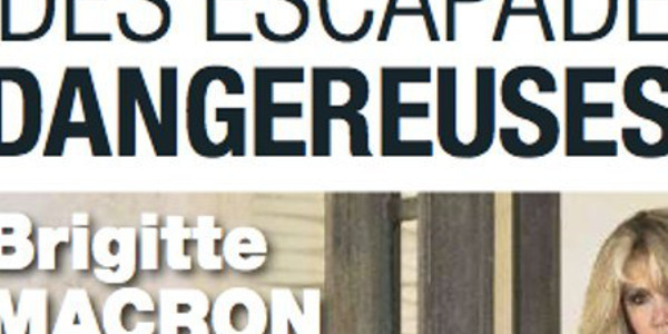 Brigitte Macron «prisonnière», sa triste réalité à l'Elysée